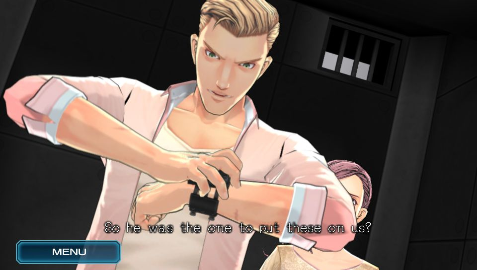 Carlos in Zero Time Dilemma