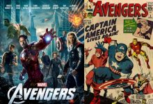 Comics Versus Movies: Who's Influencing Who?
