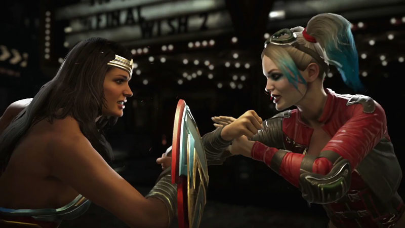 Doing Justice To Injustice 2 - ComiConverse