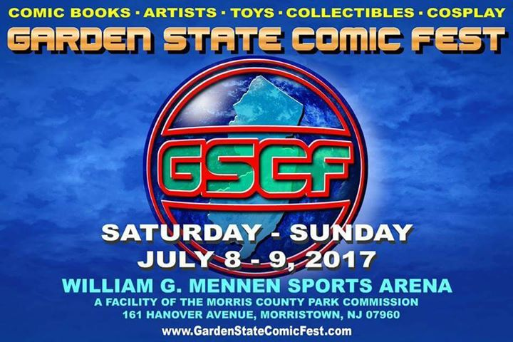 Garden State Comic Fest: Geeky Greatness To Hit NJ! - ComiConverse