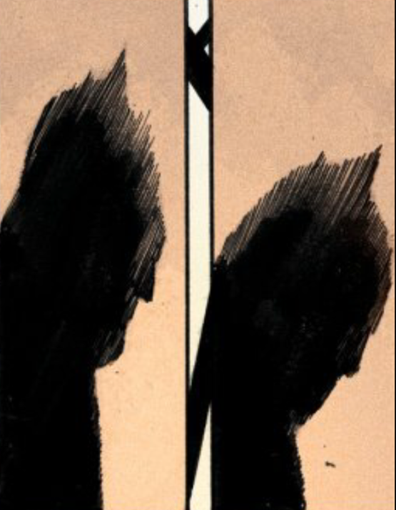 The broken Batman. Courtesy of DC Comics.
