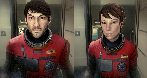Prey male or female choice Morgan Yu