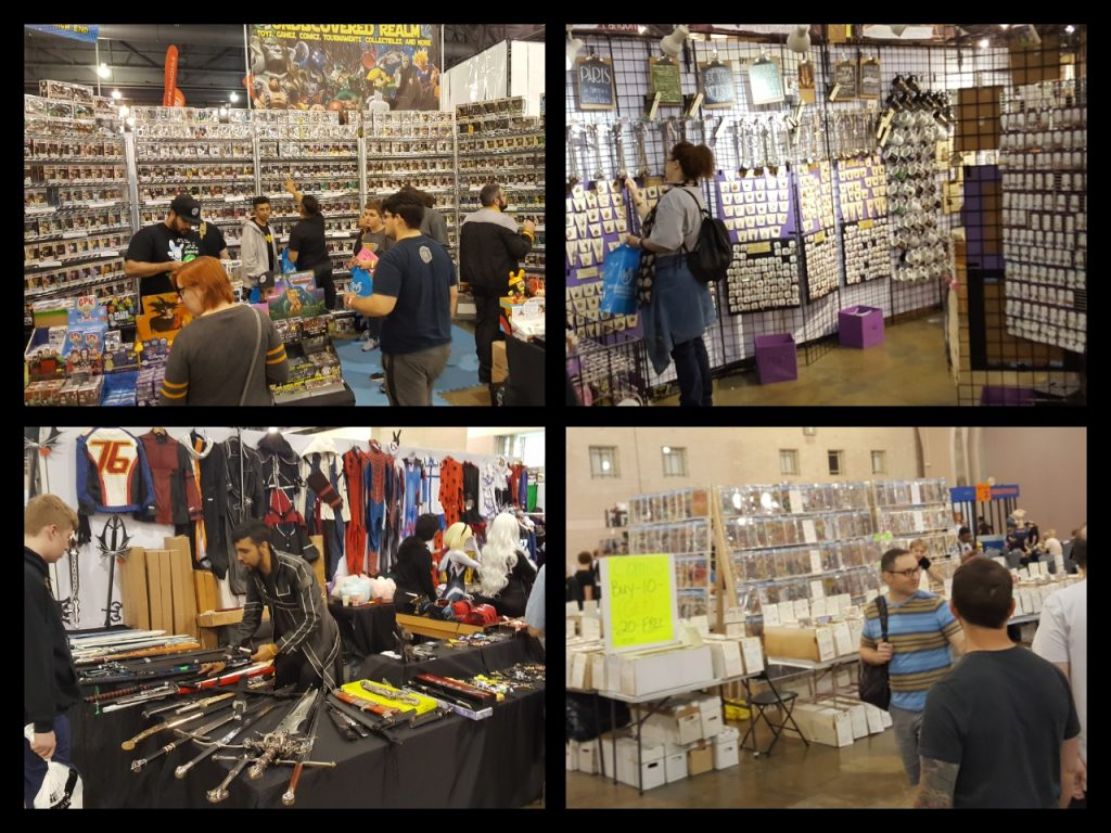 Wizard World Philadelphia, Comics, Collectibles