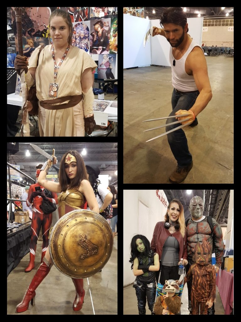 Wizard World Philadelphia, Cosplay