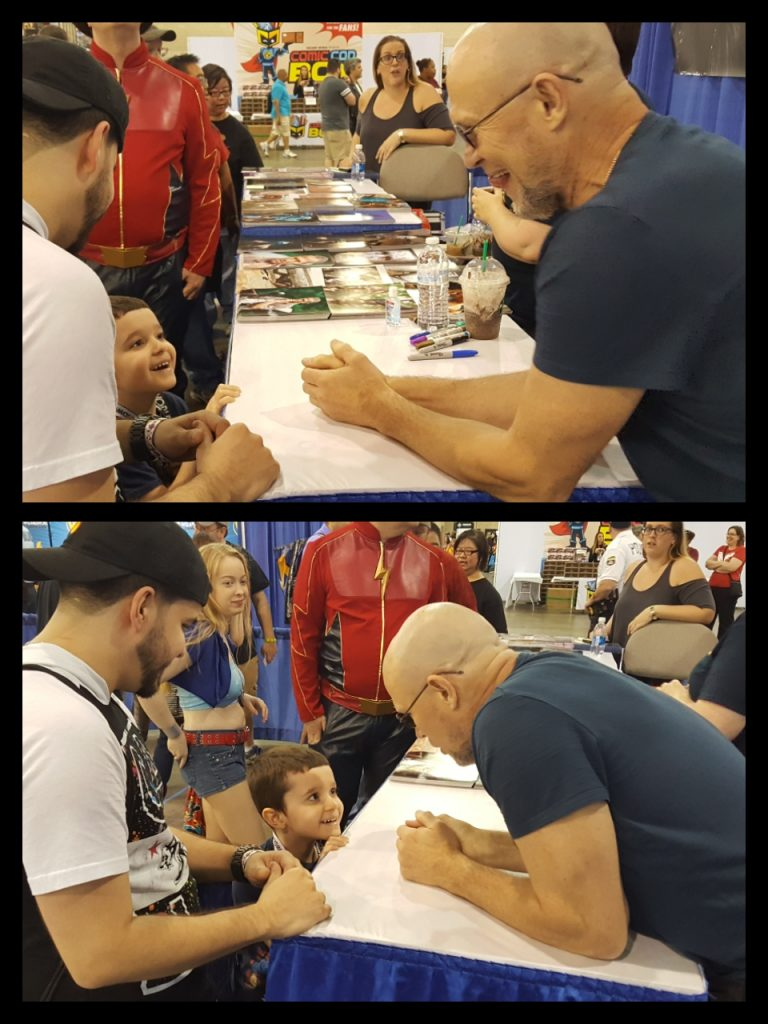 Wizard World Philadelphia, Michael Rooker, Guardians of the Galaxy, Yondu