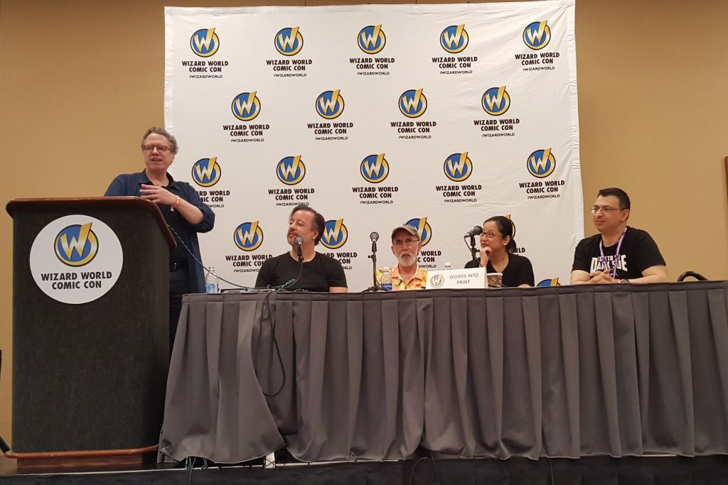 Wizard World Philadelphia, Panel