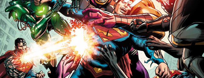 Review: Action Comics #982