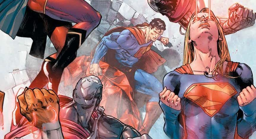Review: Action Comics #983 - ComiConverse