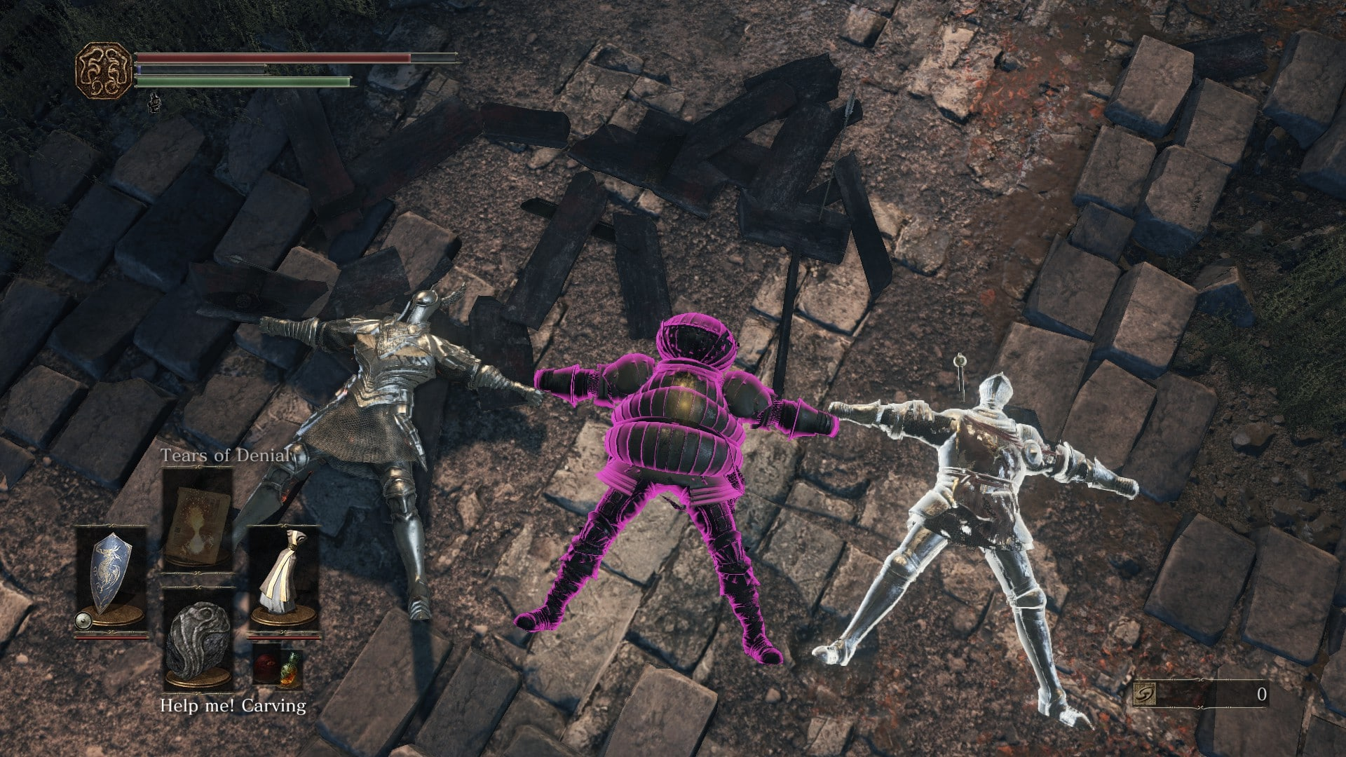 Dark Souls 3 Funny Multiplayer Moment