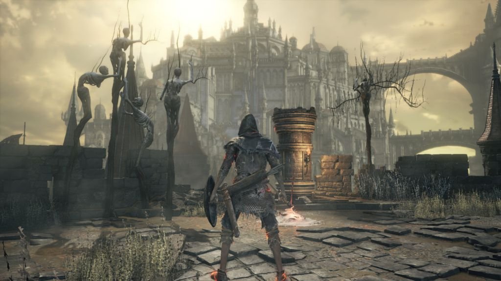 Dark Souls 3 High Walls of Lothric
