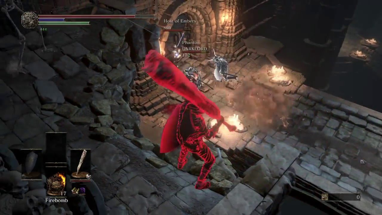 Dark Souls 3 Invader