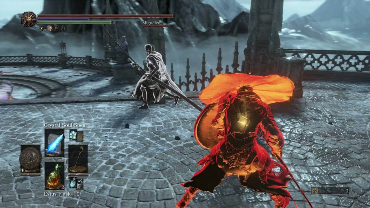 Dark Souls 3 PVP Multiplayer