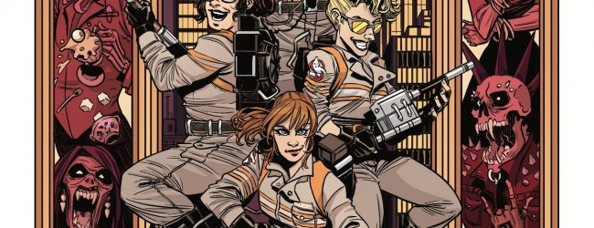 New Ghostbusters Crew get their Own Series from IDW Publishing