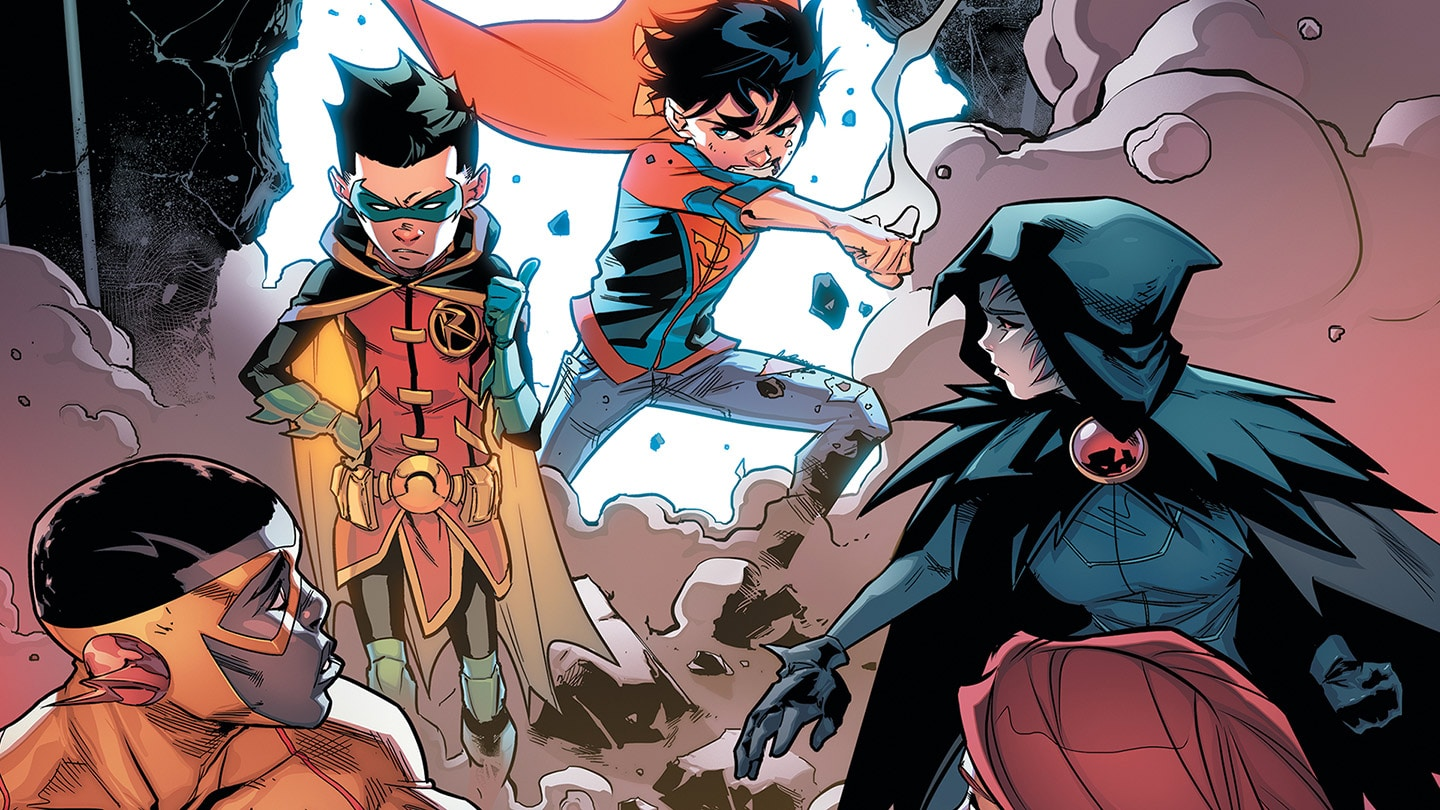 Review: Super Sons #6 - ComiConverse