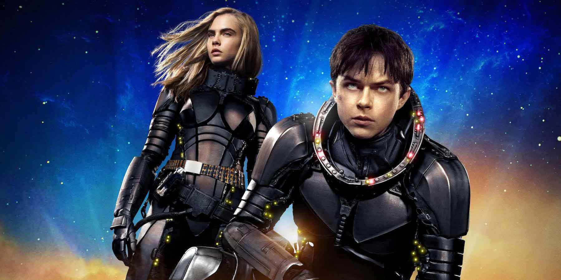 Film Review: Valerian and the City of a Thousand Planets - ComiConverse