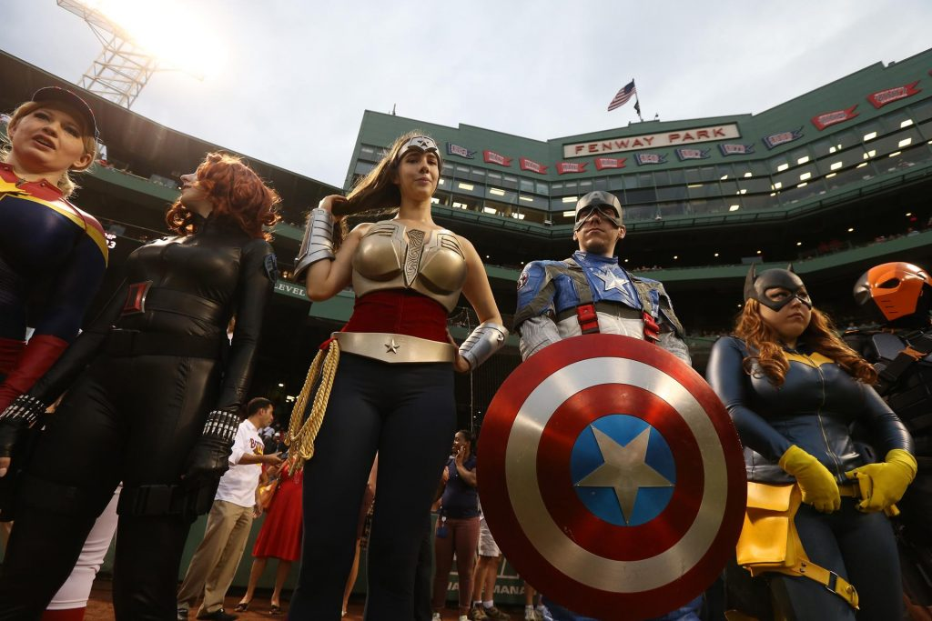 Boston Comic Con: Buckle Up Beantown!