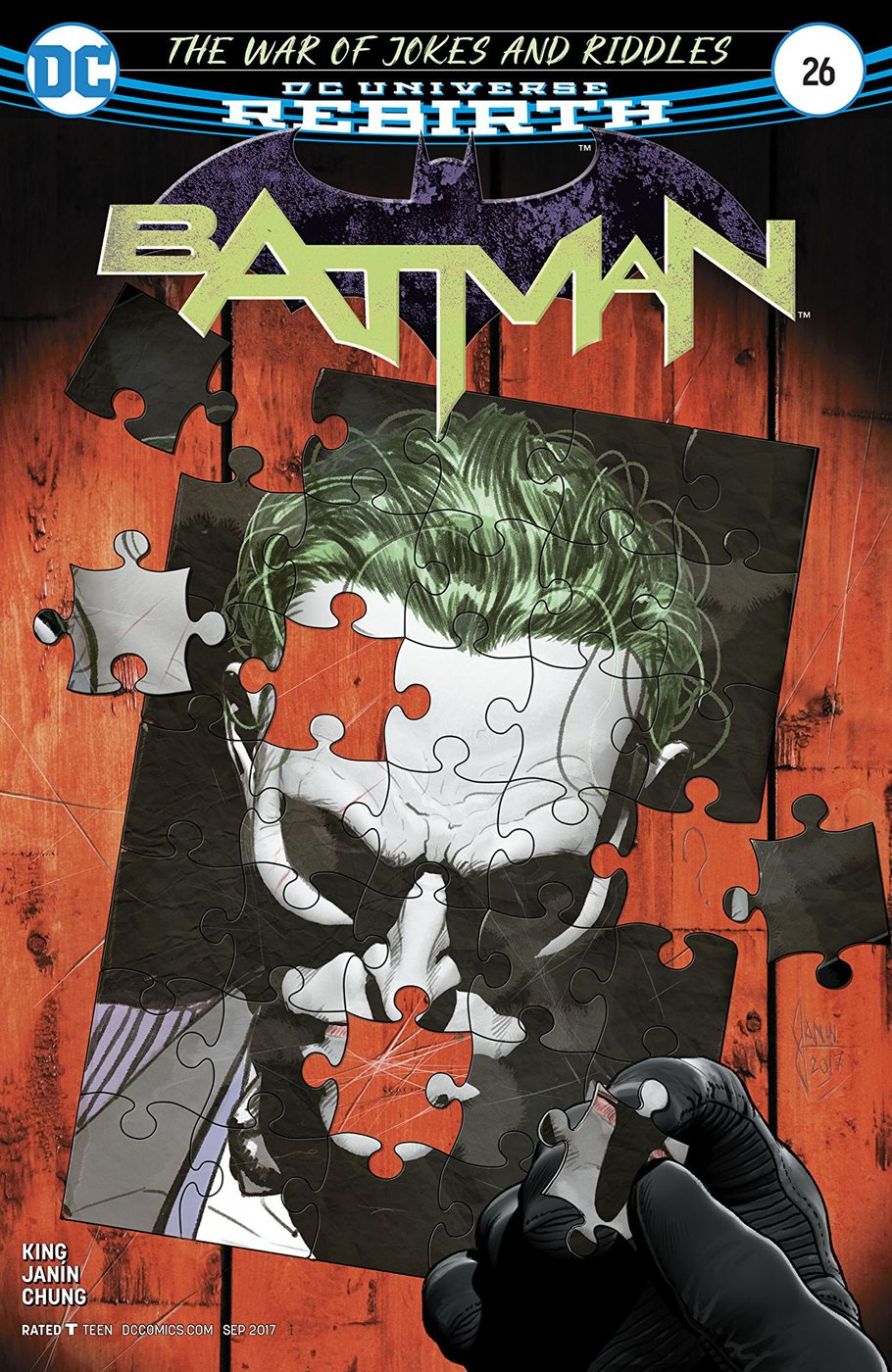 Review: Batman 26 - ComiConverse