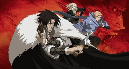 Netflix's Castlevania Packs A Big Bite
