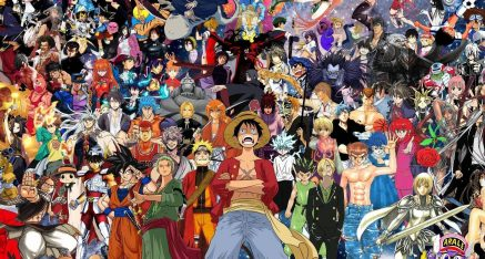 10 Anime for Beginners
