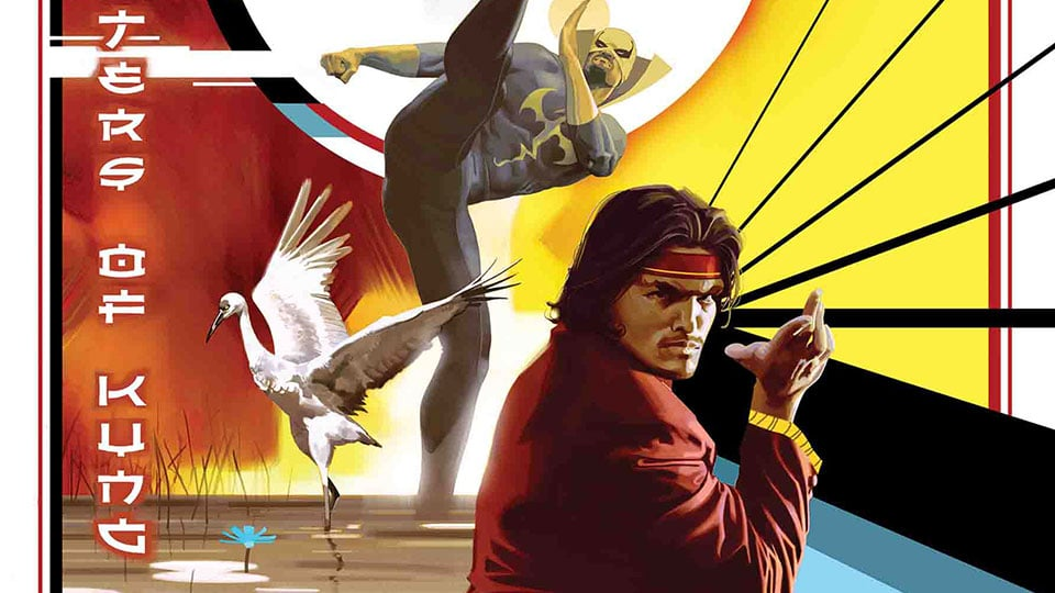 Review: Iron Fist #6 - ComiConverse