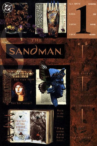 Image: The Sandman #41 DC Comics