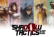Game Review: Shadow Tactics: Blades of the Shogun