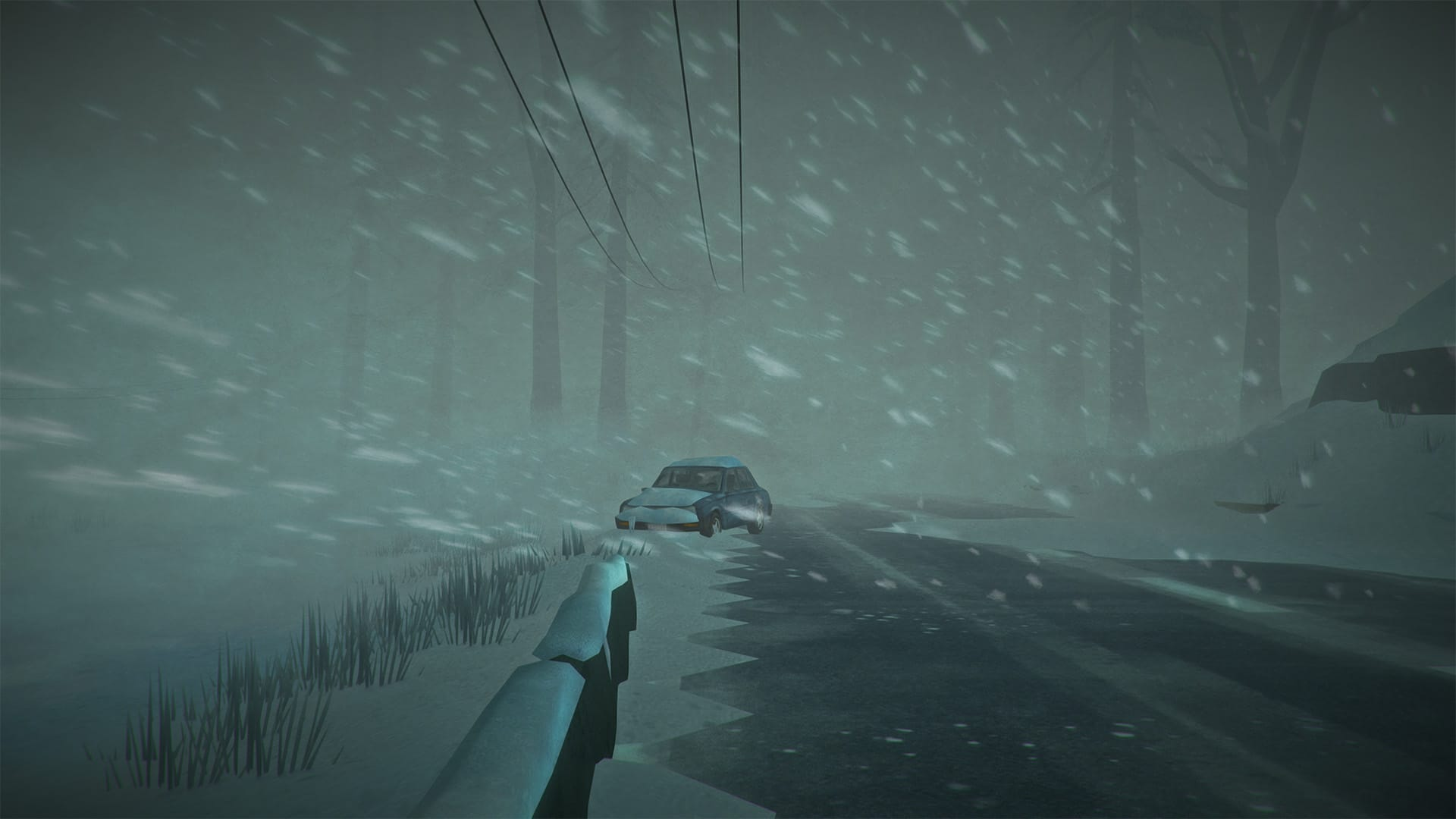 The Long Dark Blizzard