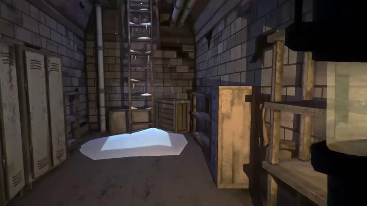The Long Dark Bunker