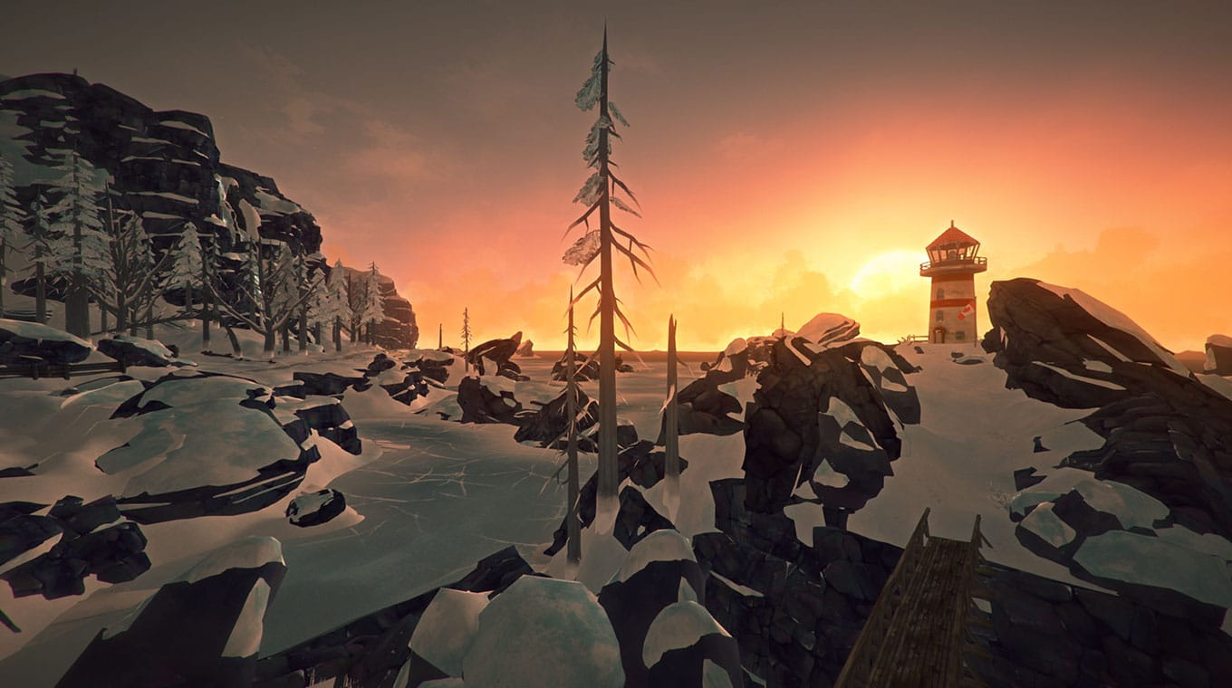 The Long Dark Sunset