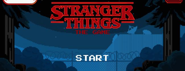 Game Review: Stranger Things: The Game