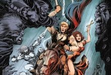Review: Captain Kronos: Vampire Hunter #1