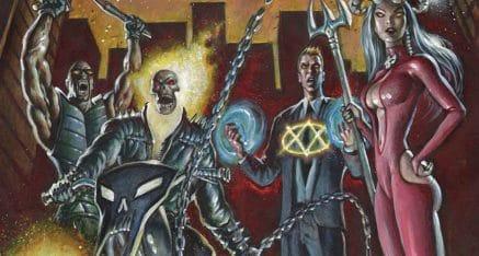 Review: Spirits of Vengeance #1