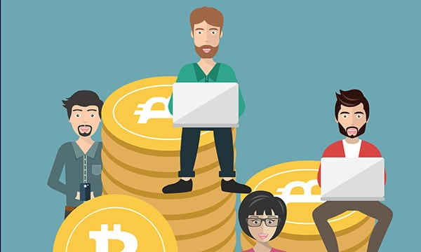 Bitcoin Comics