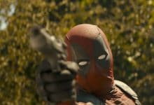 Deadpool Paints A Happy Tree in Deadpool 2 Teaser Trailer