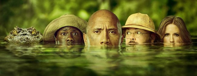 Video Game Movie Curse: How Did Jumanji Solve It?