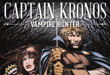 Review: Captain Kronos: Vampire Hunter #4