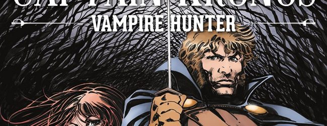 Review: Captain Kronos: Vampire Hunter #4
