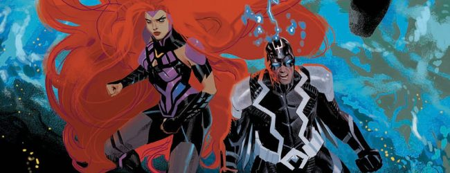 Review: Inhumans: Judgement Day #1