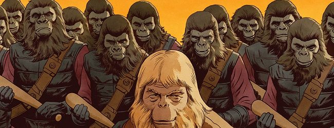 Review: Planet of the Apes: Ursus #2
