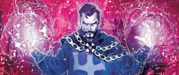 Review: Doctor Strange: Damnation #1