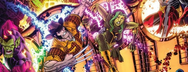 Review: Infinity Countdown #1