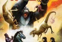 Review: Kong on the Planet of the Apes #5