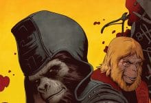 Review: Planet of the Apes: Ursus #3