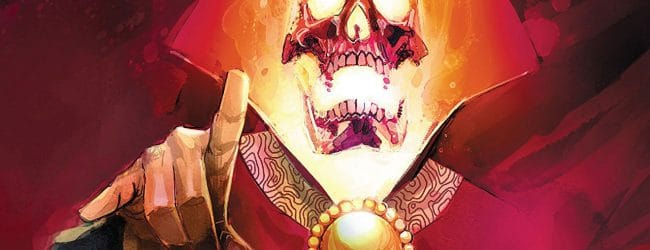 Review: Doctor Strange: Damnation #3