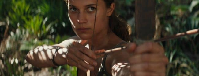 Tomb Raider Review: A Fun Adventure, With No Character