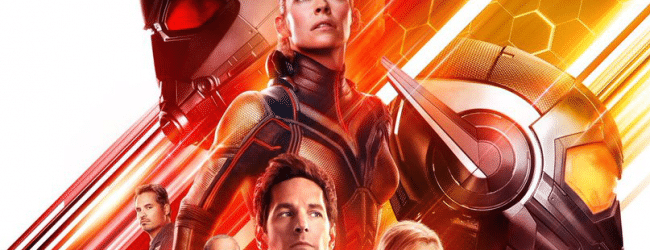 'Ant-Man and the Wasp' Poster Drops Ahead Of New Trailer