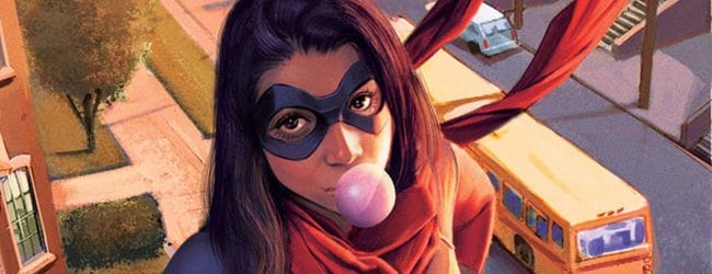 Ms. Marvel Teased for Marvel Cinematic Universe