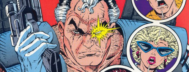 Cable, A Brief History On The Man Out Of Time