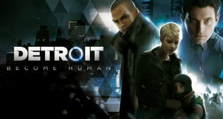 Detroit: Become Human Game Review: A Great Complex Interactive Neo-Noir Thriller