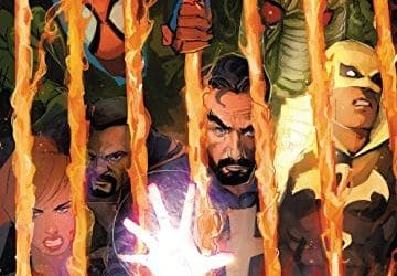 Doctor Strange: Damnation #4 Review